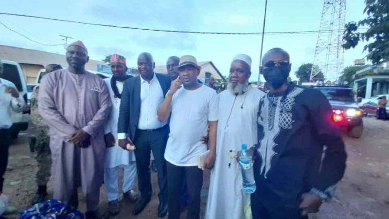 MAISON CENTRALE : Foniké Menguè et Cie enfin libres