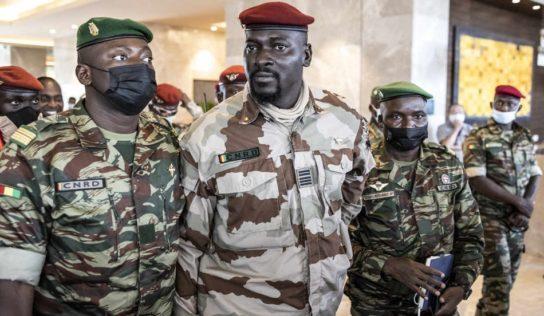 En Guinée, la junte dévoile une « charte de la transition » sans en fixer la durée