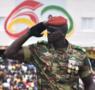 Guinée : Voici le colonel Mamady Doumbouya à la tête des putschistes
