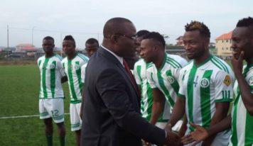 Compétitions interclubs africains: KPC, Président du Hafia FC, saisit la CAF…