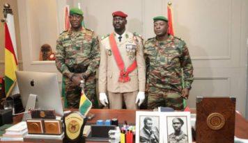 Regard sur la Charte de la transition en Guinée : du copier-coller