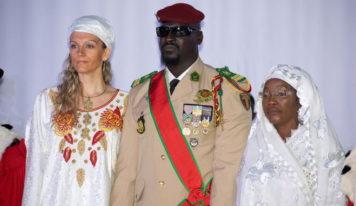 Guinée. L'épouse française du Président ciblée par des trolls russes