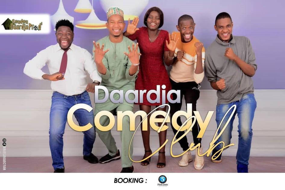 Daardja Comedy Club casse la baraque du confinement show chez oudy1er