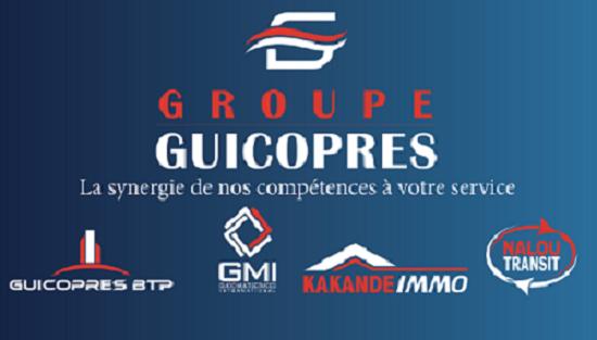 GUICOPRES recrute pour le poste de : Ingénieur Electromécanique- Responsable du Parc Matériel H/F