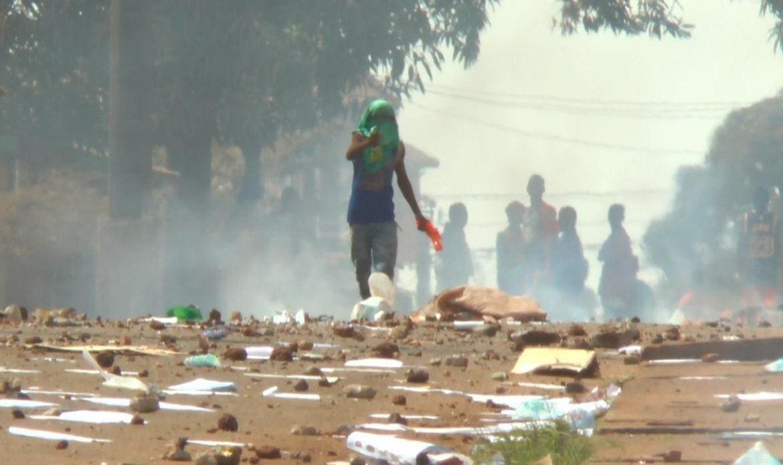 La colère de Tierno Monénembo : Il faut être fou pour aller à cette élection !