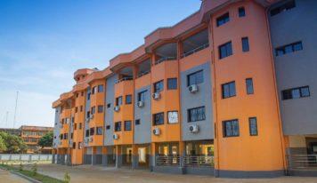 GUICOPRES offre un nouveau visage architectural à l'Université Gamal Abdel Nasser de Conakry