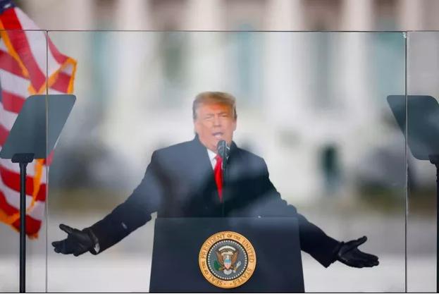 Impeachment : Donald Trump accusé d'incitation à l'insurrection