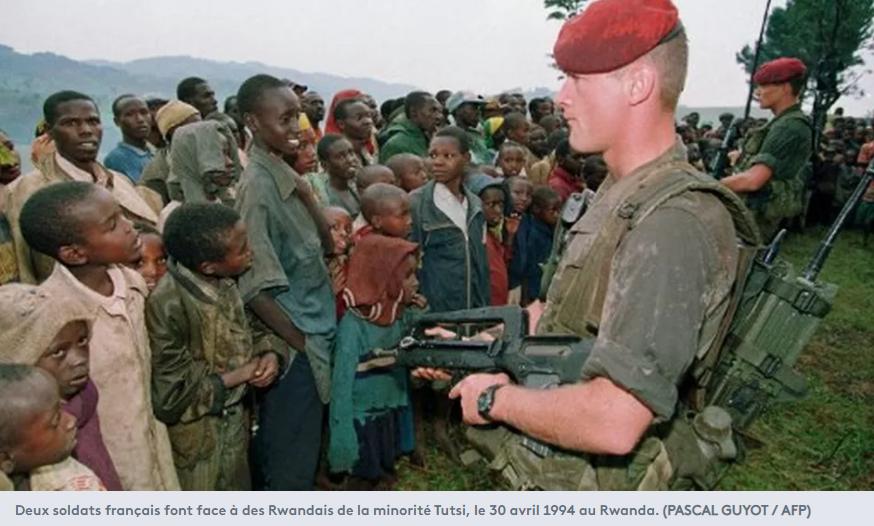 """Génocide au Rwanda: la France """"porte une lourde responsabilité"""", selon un nouveau rapport"""