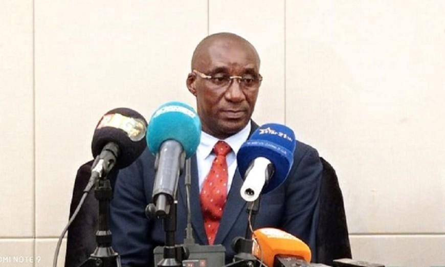 """Féguifoot. Aboubacar Touré descend la commission électorale : """"film ko ka fin"""" [le film, c'est la fin]"""