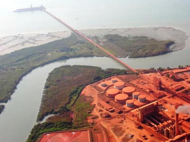 Bauxite de Boké : Les dessous d'une rivalité géopolitique entre grandes puissances